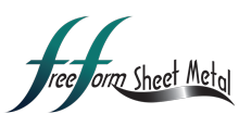 Freeform sheet metal - Stainless steel fabrication